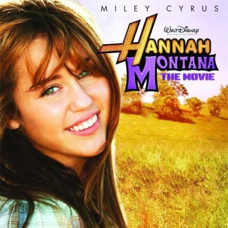Hannah Montana The Movie Soundtrack Front