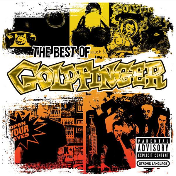 Goldfinger Greatest Hits